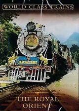 World Class Trains The Royal Orient. NEW DVD