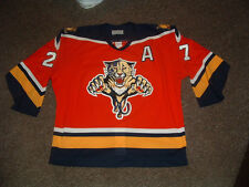 SCOTT MELLANBY #27 PANTHERS 1995 AUTHENTIC CCM HOCKEY JERSEY sz 52 u