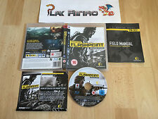 PLAY STATION 3 PS3 OPERATION FLASHPOINT DRAGON RISING PAL UK COMPLETO