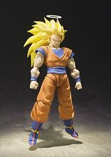 Bandai s.h.figuart DRAGON BALL Z SUPER SAIYAN 3 SON GOKU JAPAN VERSION
