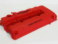 88-00 HONDA CIVIC RED WRINKLE PLUS FINISH VALVE COVER SPRAY PAINT *JDM STYLE *