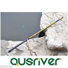 3.6-7.2M Portable Hard Spinning Fishing Rod Pole Salt/Freshwater Tackle Travel