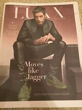 Mick JAMES JAGGER - Jared Leto Photo Cover Times Luxx Interview October 2016