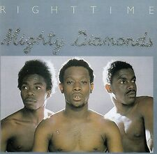 MIGHTY DIAMONDS : RIGHT TIME / CD - TOP-ZUSTAND