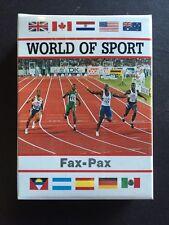 Fax Pax World Of Sport 40 Card factory Set Michael Jordan Mint Gretzky Nicklaus