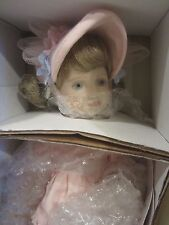 """PATTY"" DESIGNER GUILD Doll by THELMA RESCH W/ DRESS 9"""