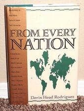 FROM EVERY NATION by Derin Rodriguez 1990 1STED MISSIONARY STORIES LDS MORMON HB