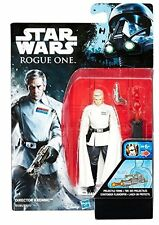 2016 Star Wars Rogue 1 One 3.75-Inch Figure Director Krennic In Hand