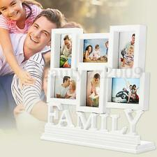 Multi Photoframe Family Love Photo Frames Art Picture Wall Hanging Album DIY NEW