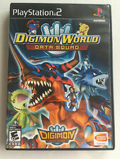Digimon World: Data Squad (Sony PlayStation 2, 2007)