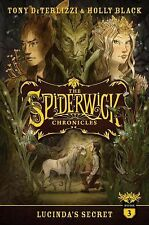 The Spiderwick Chronicles: Lucinda's Secret 3 by Holly Black and Tony...