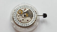 ETA 2824-2 WATCH MOVEMENT Genuine Brand New Mechanical Swiss Made steel color
