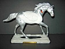 The Magical Swan Trail of Painted Ponies Retired New In Box