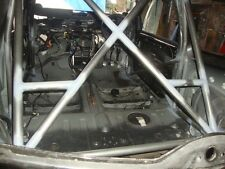 VW golf. 1998 - 2004 golf rear roll cage with rear cross & belt bars /track day