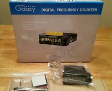 Galaxy FC347 CB HAM 10 METER Radio 6 digit frequency counter (BLUE)