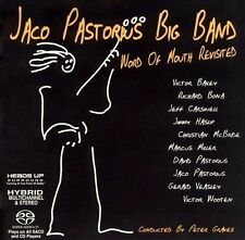 Word of Mouth Revisited by Jaco Pastorius Big Band (CD, Aug-2003, Heads Up...