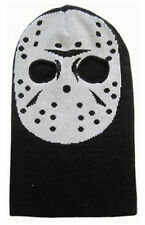 New Punk Balaclava Hockey Winter Wear Ski Full Face Knit Mask Gothic Funky Goth