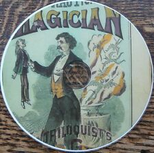 Vintage Magic Tricks Magician Houdini Conjuring cards Illusions 35 Books DVD
