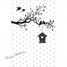 "Prägefolder Vintasia ""New Home"" EFE020 Embossing Folder Nellie"
