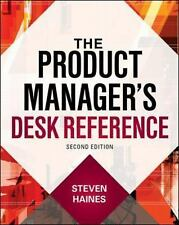 PRODUCT MANAGER'S DESK REFERENCE - NEW HARDCOVER BOOK