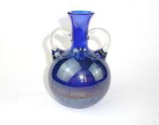Seltene Henkelvase Vase um 1900 Jean Beck München