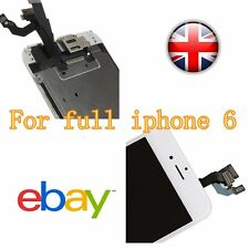 "Full LCD Touch Digitizer Assembly +Camera +Home Button For 4.7"" iPhone 6"