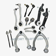Mercedes Front Control Arm Ball Joint Bushing Tie Rod Sway Bar Links Kit 220