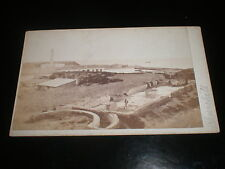 Cdv old photograph Churchill Manitoba Canada Francis Frith c1870s