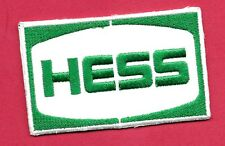 """New  Hess Gas Station 1 3/4 X 3""""  Inch """" Iron on patch Free Shipping"""