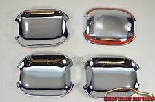 Mercedes W163 ML Class Chrome Door Handle Shells Schatz Made in Germany