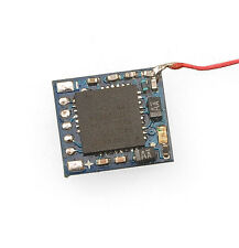 Micro 2.4G Ricevitore DSM2 5CH con PPM Input spazzolato / Brushless Racer Drone