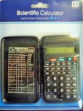 A* Stationary School Office Scientific Calculator in Plastic Case. 10 Digits