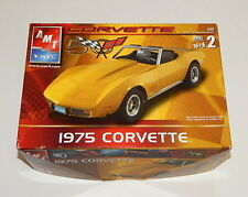 AMT ERTL Corvette 1975 1/25 50th Anniversary Collection R11000