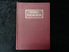 "C1930's Hardback Book ""Newnes' Home Mechanic, Volume I"""