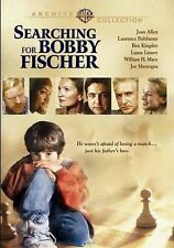 Searching for Bobby Fischer DVD (1993) - Joe Mantegna, Max Pomeranc, Joan Allen