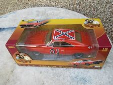 1969  Dodge Charger DUKES of  HAZZARD General Lee 1/18 Diecast 25cm MODEL New
