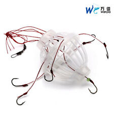 Fishing Tackle Sea Fishing Box Hook Monsters with Six Strong Fishing Hooks CHI