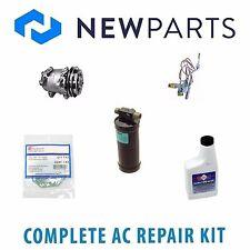 NEW AC A/C Repair Kit W/ Compressor & Clutch fits Nissan Pathfinder 1993-1995