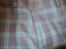 Boys Brooks Brothers Wool watch plaid slacks