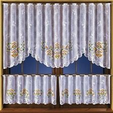 Colorato Set di cucina Curtain-disegno floreale