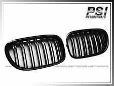 2008-2015 BMW F01 F02 7-Series Shiny Black Front Kidney Grille 730d 740i 750i