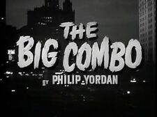 Film Noir: THE BIG COMBO, 1955, Cornel Wilde, Joseph H Lewis: DVD-R Region 2 ^