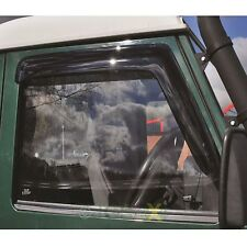 Land Rover Defender Front Window Wind Deflectors - DA6078