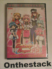 Galaxy Angel AA Complete Collection DVD (2008, 4-Disc Set, Anime Legends)Sealed!