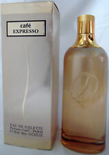CAFE EXPRESSO 3.4 OZ / 100 ML EAU DE TOILETTE SPRAY WOMAN PARFUMS CAFE-PARIS