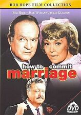 How to Commit Marriage (DVD, 2000, Bob Hope Film Collection)
