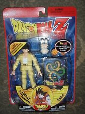 Irwin Dragon Ball Z Action Figure: Yamcha and Puar - Great Saiyaman Saga