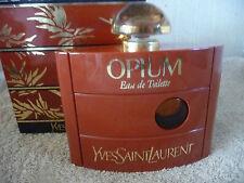 Yves Saint Laurent Opium Eau De Toilette 120ml New & Unused Vintage Perfume
