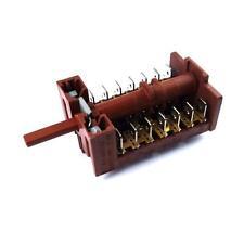 Genuine Oven Selector Switch (32012514) for Matsui, Luxor, Bush, Finlux etc.