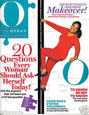 O The Oprah Magazine 20 Questions Every Woman Should Ask Herself (February 2015)